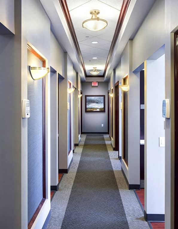 Image of Dr. Goebel's Office